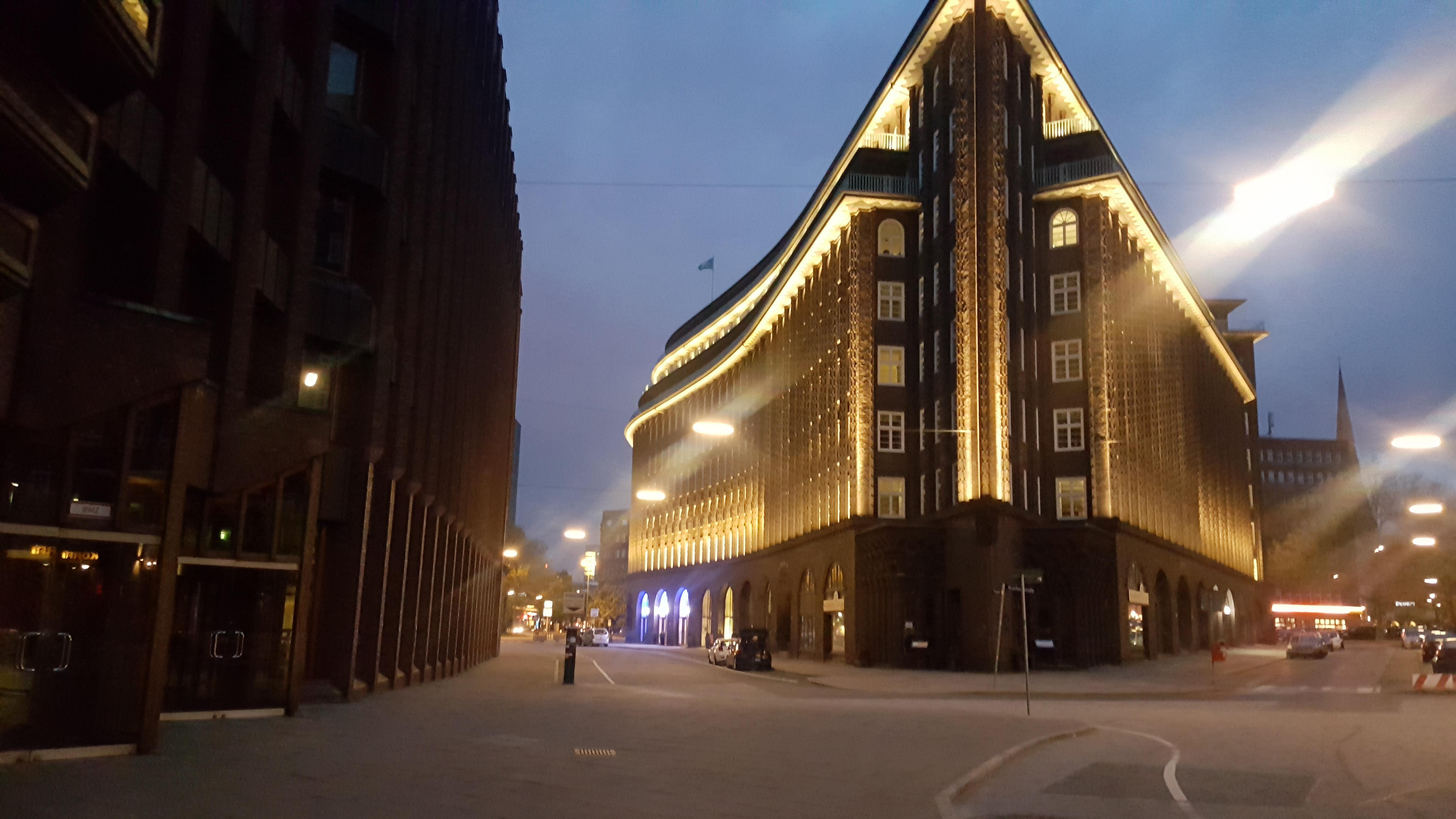 Burchardstraße - Street Parking in Hamburg | ParkMe