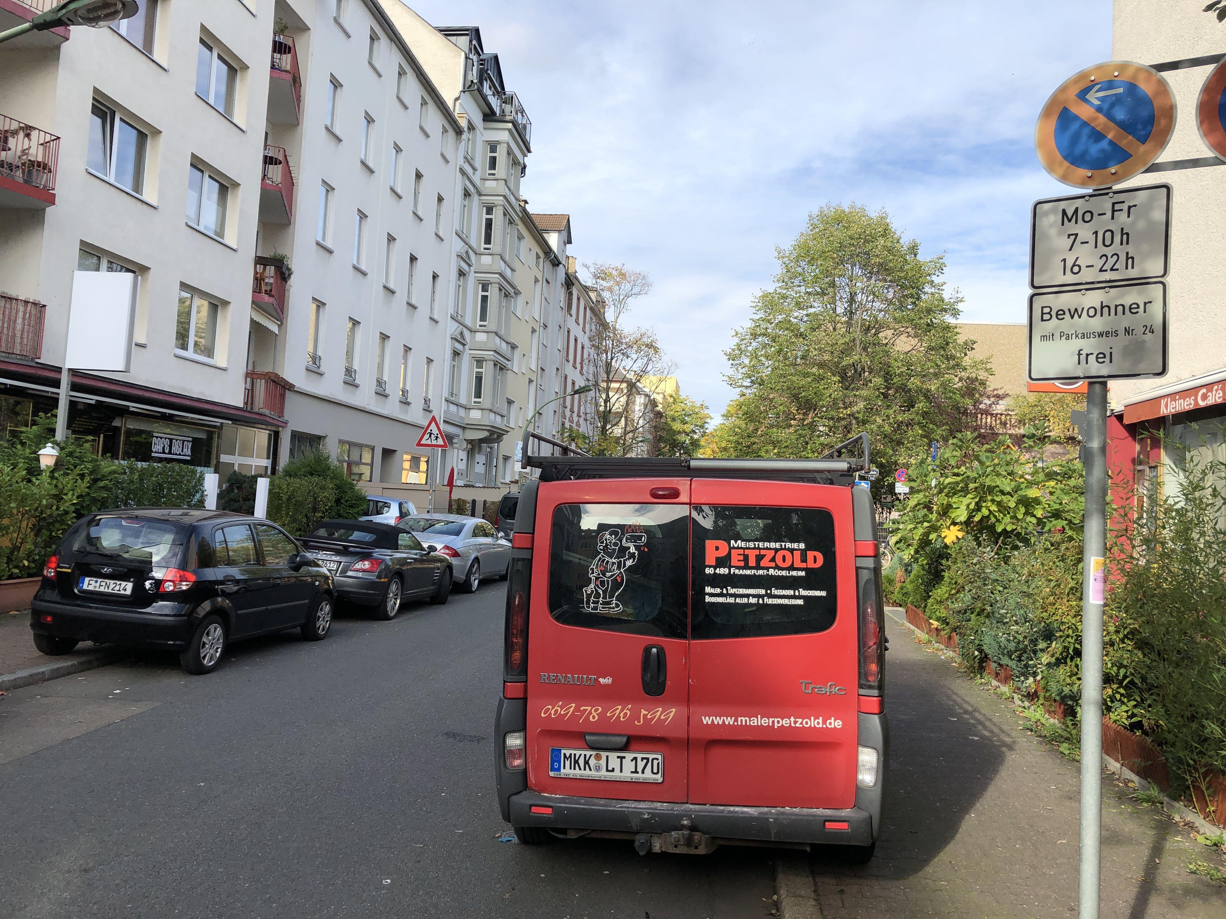 Parken Frankfurt Innenstadt Kostenlos