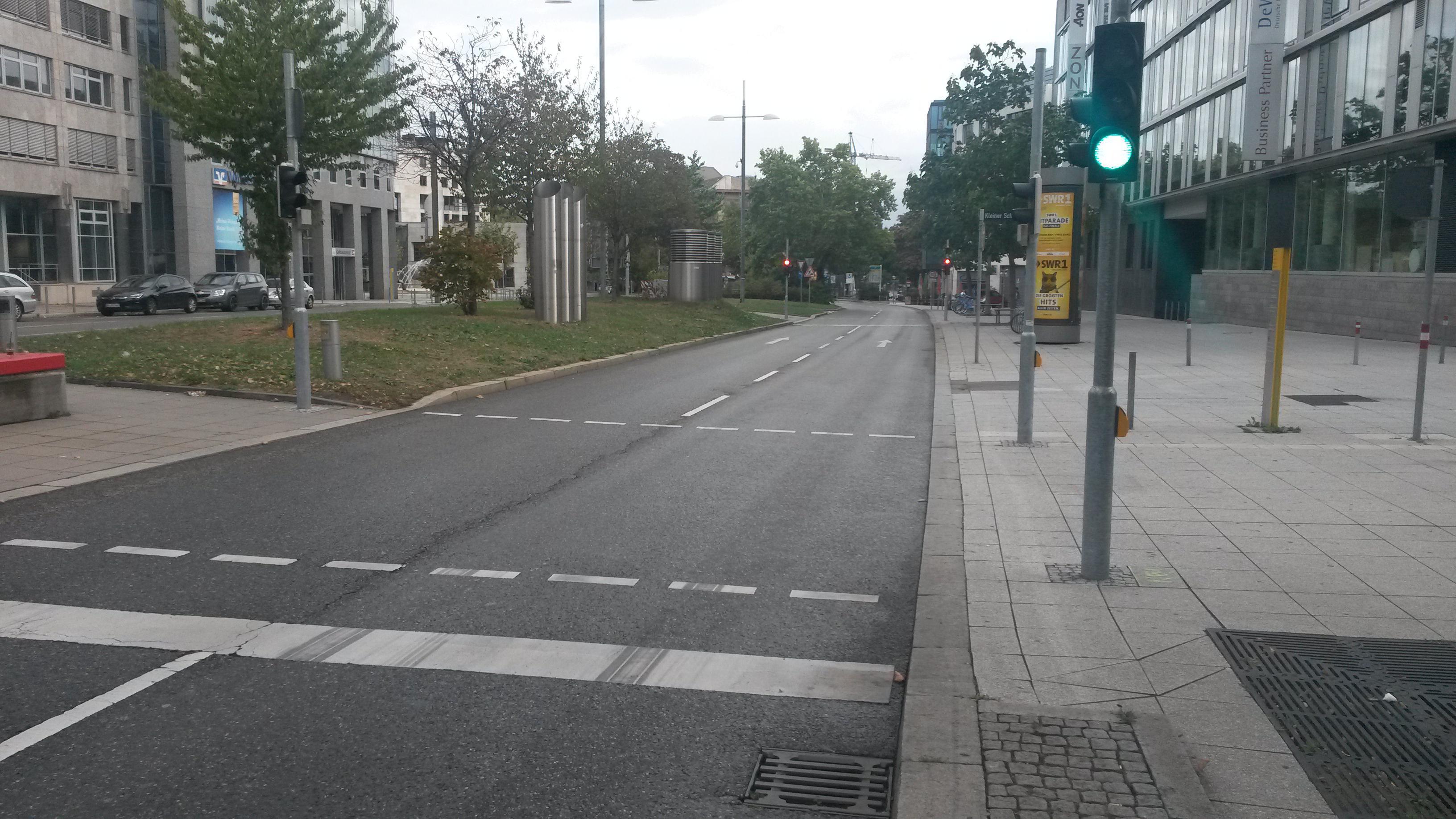 Theodor Heuss Str 2 Stuttgart